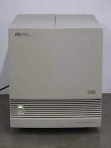 Applied Biosystems Abi Prism 7900ht Fast Real time Pcr Sequence Detection System