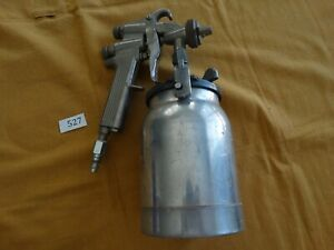 Sharpe Model 50 Paint Spray Gun With Model 450 Cup