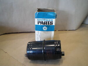 Nos Mopar 1960 64 Inline Automatic Transmission Filter 2400124 Dodge Plymouth 63