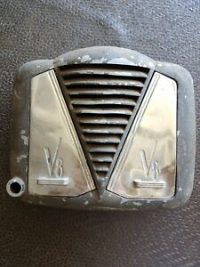 Vintage Car Pickup Truck V8 Water Heater Face 30 S 40 S 1930 1940 Rod Rat Ford