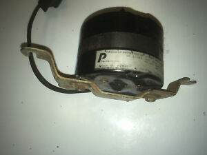 New Packard 82512 Bathroom Vent Fan Motor With Bracket And Squirrel Cage