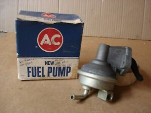 1966 Chevelle Impala Nos Ac 40358 Fuel Pump 6416458 396 375 427 425 Super Sport