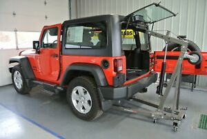Freedom jack 3 Jk Jl 2 Door Jeep Wrangler Hard Top Lift Read Description