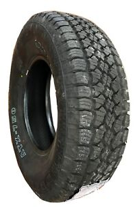 4 New Tires 245 70 17 Advanta All Terrain 10 Ply Owl 50 000mile Lt245 70r17 Usaf