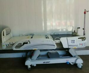 Stryker Fl27 Intouch Electric Critical Care Hospital Patient Bed