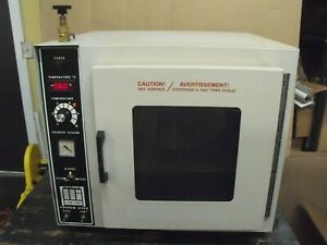 Lab Line Model 3618 5 Vacuum Oven Led Temperature Anaerobic Chamber Drying Oven