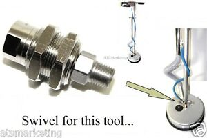 Carpet Cleaning Swivel Replacement For Tile Grout Tool