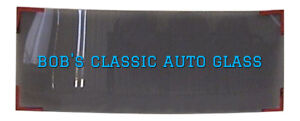 1959 1960 Chevrolet 2 Or 4 Door Wagon Back Window Classic Auto Glass New Chevy