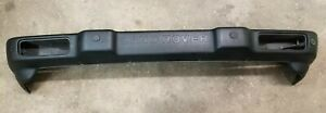 1999 2004 Land Rover Discovery Series 2 Ii Rear Bumper Cover W Parking Sensors