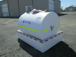 New Giuliana 793 Gallon Fuel Tank Transfer Tank Storage Tank Gas Oil Diesel Bio