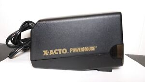 Xacto Powerhouse Electric Pencil Sharpener Desk X acto Works