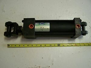 Cunningham Medium Pressure Hydraulic Cylinder Model Ao 3 25 Bore 7 Stroke New