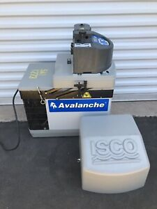 Isco Avalanche Ac Refrigerated Transportable Water Sampler