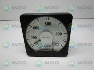 Westinghouse 291b461a28 0 1000amps Meter New No Box