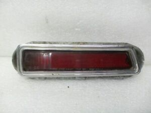 Left Driver Rear Side Marker Lamp Light Vintage Fits 1970 Dart 19169