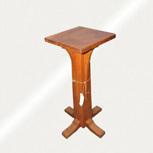 L Jg Stickley Planter Stand W2030 Special Sale 2 9 19 2 16 19 One Week Only