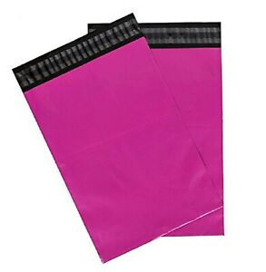200 Bags 10x13 Pink Poly Envelopes Mailers Shipping Case 100 Quality Bst