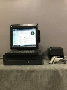 Ncr touch Screen Pos System used New Low Price See Note Below In Discription