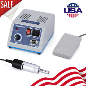 Dental Lab Marathon Electric Micro Motor N3 Unit 35000 35k Rpm Handpiece Polis