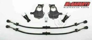 Mcgaughys 2 4 Lowering Kit 2014 2018 Gm Truck 1500 2wd All Cabs
