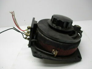 General Electric 9t92y37 Variable Transformer Used