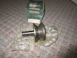 Osborn Threaded V groove Track Rollers Vlr 3 1 2 Code 95678 Cam Followers