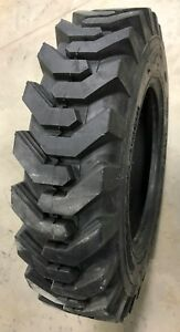 2 New Tires 5 70 12 Hercules R 4 Xtra Wall 4 Ply Skid Steer 5 70 12 5 70x12 Atd