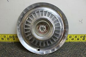 Oem Gm Single 14 Spinner Hub Cap Wheel Cover 1963 Buick Wildcat Lesabre 1144