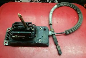 99 05 Vw Jetta Golf Automatic 4 Speed Shifter Assembly W Cable