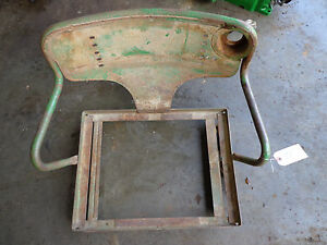 John Deere 520 620 720 Non Float Ride Seat Top Very Rare