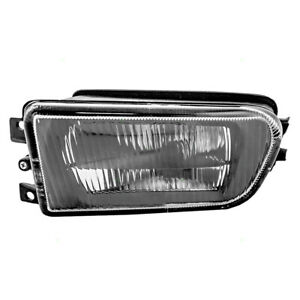 New Drivers Fog Light Lamp With Rectangular Lens Assembly Sae Bmw Z3 5 Series