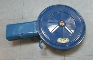 1968 69 Mustang Original used 6 cylinder Air Cleaner Assembly