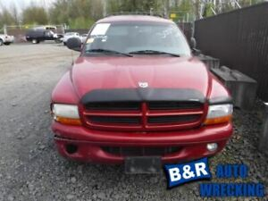 Power Brake Booster 31x10 5r15 Tires Fits 98 Durango 12551785