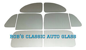 1949 1950 1951 Ford 5 Window Coupe Auto Glass Streetrod Vintage Antique New