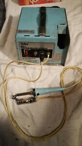 Weller Ds600 Soldering Iron Desoldering Rework Station Ds 600