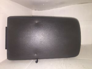 02 03 04 05 Ford Explorer Center Console Lid Cover Top Arm Rest Armrest Grey
