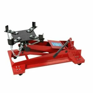 Low Profile Transmission Hydraulic Jack Low Lift For Auto Shop Repair 0 5 Ton
