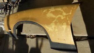 1970 1971 Mercury Cyclone Gt Spoiler Drivers Side Front Fender Montego Nice