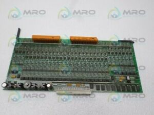 Van Dorn 330038 Output Board Used