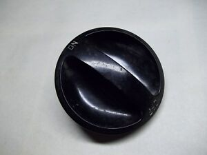 On Off Knob For Speed Queen Wringer Washer Model Dw0011