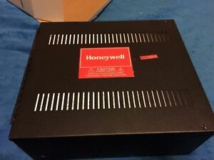 Honeywell Hps123 Power Supply Charger Kit 6 12 24 volts Dc With 12v Battery