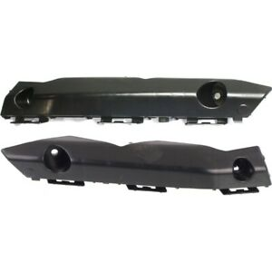 Bumper Bracket For 2015 2017 Toyota Camry Set Of 2 Front Left Right Side
