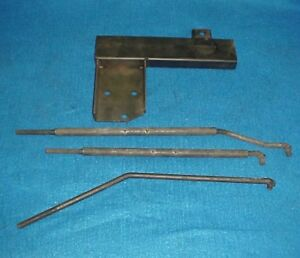 Nos Hurst Mopar Dodge Chrysler Super Shifter 4 Four Speed Bracket