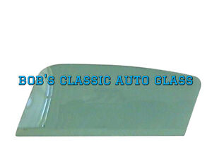 1964 1965 1966 Ford Mustang Door Glass Fastback Classic Auto Vintage New Windows
