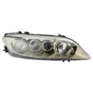 Headlight Headlamp Passenger Side Right Rh New For 03 05 Mazda 6
