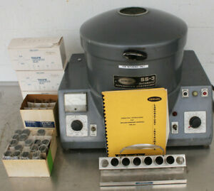 Dupont Sorvall Ss 3 Automatic Superspeed Centrifuge W Extras