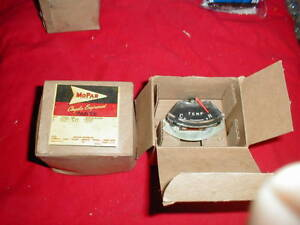 Nos Mopar 1956 Chrysler Imperial Temp Gauge 300e New Yorker Saratoga Windsor