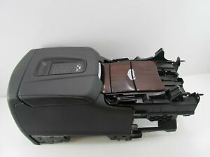 2015 Escalade Black Center Console Wireless Phone Charger Cooler Box Usb