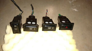 Toyota Land Cruiser 80 Series Oem Switches