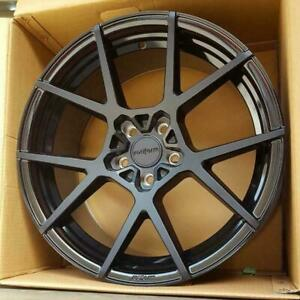 4 New 19 Staggered Rims Wheels For 2010 2011 2012 Camaro Ls Lt Rs Ss Only 5742